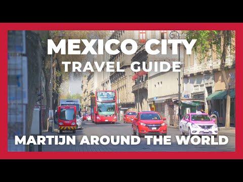Mexico City Travel Guide // Must-see places Ciudad de México