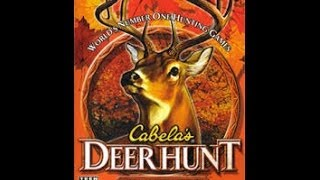 Cabelas deer hunt 2004 season main theme