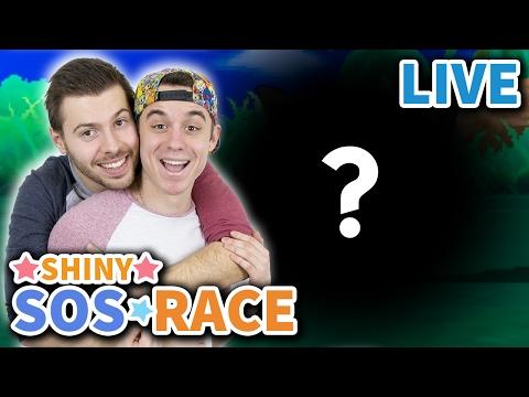🔴LIVE | SHINY SOS RACE ! Avec Dallas !