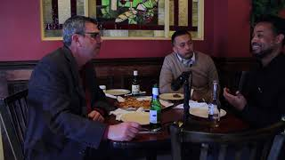 Making Real Estate Fun Episode :  Cheese Pizza, Real Estate and Home Security