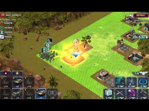 Zynga Empires and Allies | Attacking Tips For Empires and Allies Using Tanks Effectively