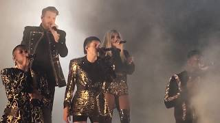 """Bohemian Rhapsody"" Pentatonix Live Mountain View 07.17.2018"