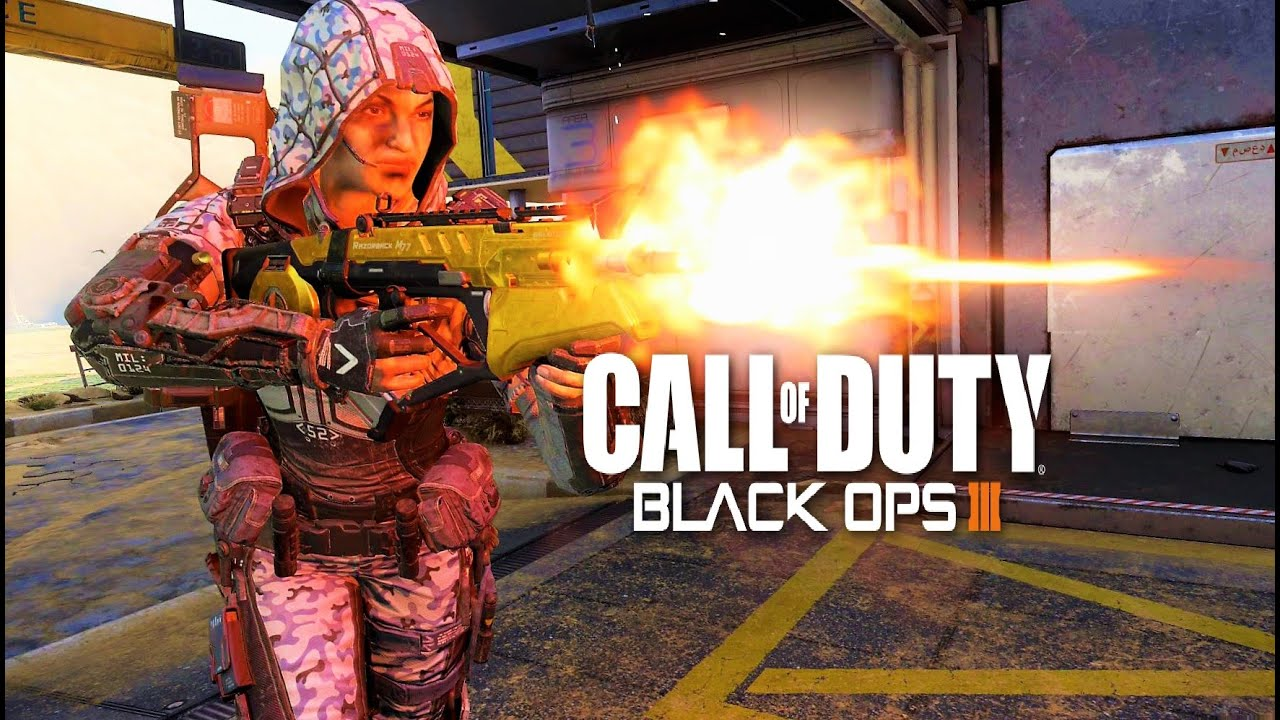 Black Ops 3 LIVE! - FREE FOR ALL CUSTOM GAMES - (Call of Duty: Black Ops 3 Multiplayer Gameplay PS4)