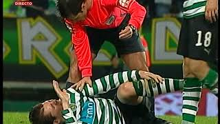 Sporting - 4 x Porto - 1 de 2008/2009 1/2 Final Taça da Liga