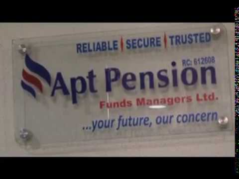 BEN Featuring: Apt Pension funds managers Ltd.