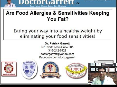 Could food sensitivities make & keep you fat?