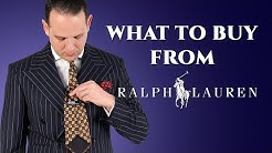 Ralph Lauren: What to Buy & Not to Buy - Brand Review