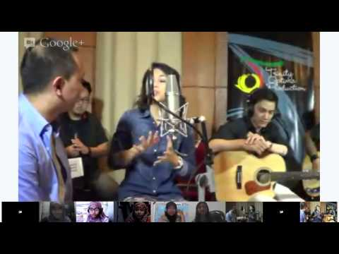 Hangout on Air with Sherina Munaf - Full Version (Official)