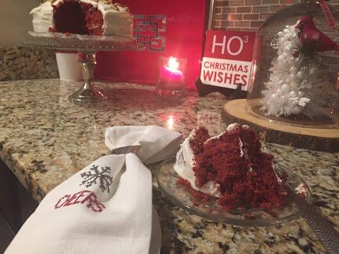 Red Velvet Cake Hack