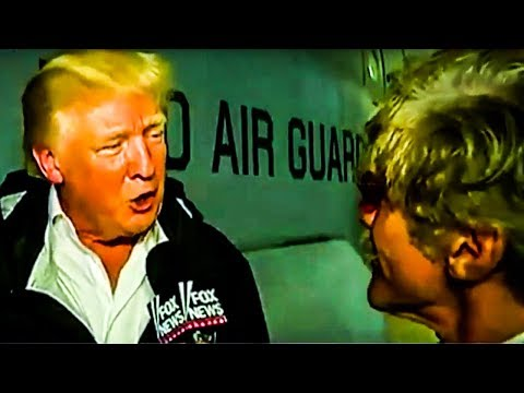 Trump Lies To Geraldo's Face About Wiping Out Puerto Rico's Debt