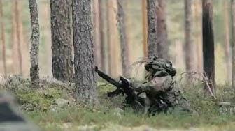 Maavoimien taisteluosaston kertausharjoitus - Koulutus- ja taisteluharjoitusvaihe