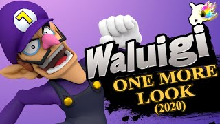 The Final Analysis: Waluigi In Smash Bros Ultimate (2020 update)