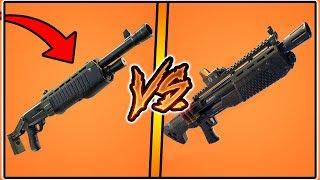 LEGENDARY PUMP SHOTGUN | FORTNITE BATTLE ROYALE | HEAVY SHOTGUN VS PUMP SHOTGUN!