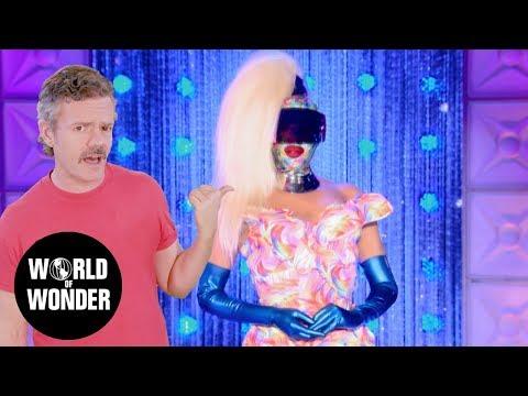 "Spoiler Alert! RuPaul's Drag Race S10 Ep4 John Polly's Extra Lap Recap ""Last Ball on Earth"""