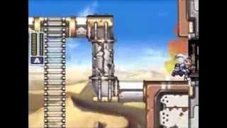 Mega Man ZX Advent: (Ashe) Oil Field- No Damage, Expert Mode