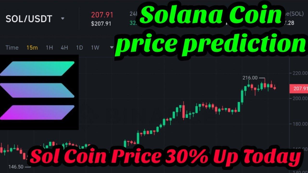 Solana Coin price prediction | sol coin price prediction | solana Coin Live | sol coin live