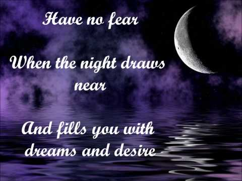 Nocturne (lyrics)-Secret Garden