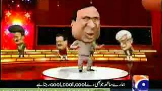 Imran Khan vs Nawaz Sharif Geo Song.mp4 By Sadat Butt