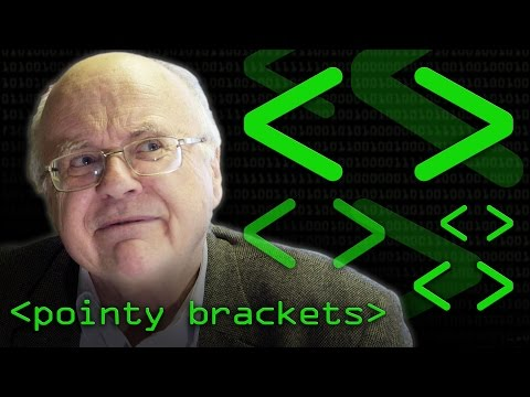 Angle Brackets - Computerphile