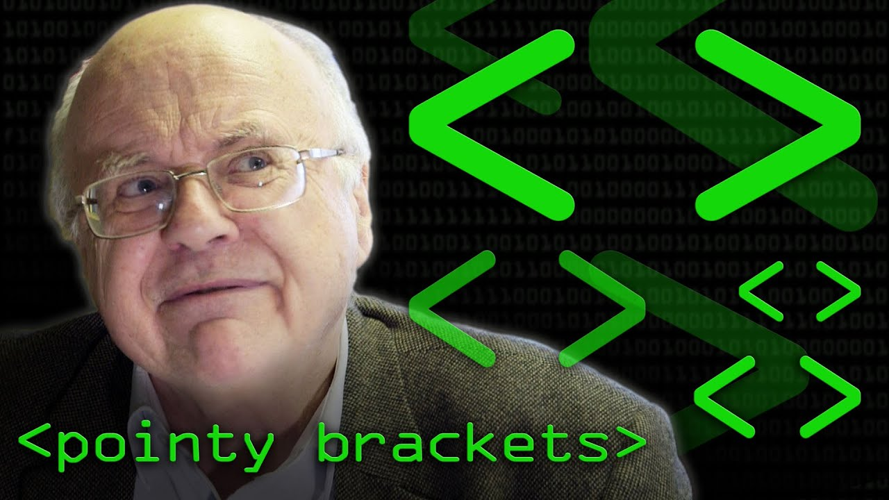 Angle Brackets - Computerphile