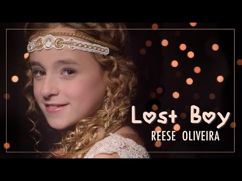 ▷ Peter Pan - LOST BOY (Ruth B) Cover By Reese Oliveira | SUPER CUTE! Best Lost Boy Video!