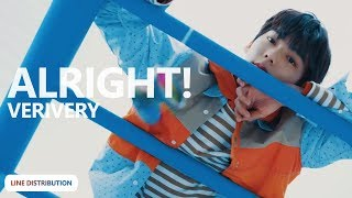 Verivery - alright! (line distribution)   theseverus [d-2 veri-able]