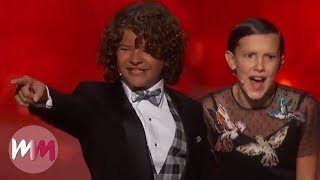 failzoom.com - Top 10 Adorable & Funny Stranger Things Cast Moments