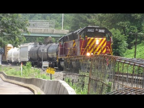 Railfanning Extras Volume 4: Afternoon Railfanning in Bethlehem and Pittsburgh, Pennsylvania.