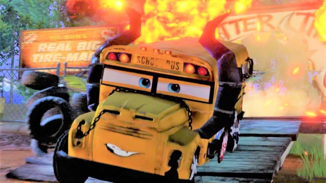 Disney Pixar Cars 3 The Game Gameplay Part 1 Ps 4 Hd