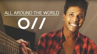 Olliday   All Around The World Cover - Lisa Stansfield   Pop Music
