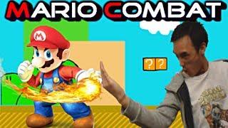 Mario Combat - BRUCE LEE MARIO - Gameplay/Commentaire Français [FR]