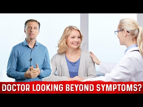 Is Your Doctor Looking Beyond Symptoms?