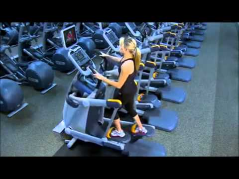 Used Precor AMT Elliptical For Sale - Discount Online Fitness