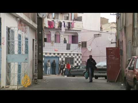Portugal slum under threat