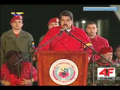 Maduro comisiona a ministros Adán Chávez y Ernesto Villegas llevar vida de Hugo Chávez al cine