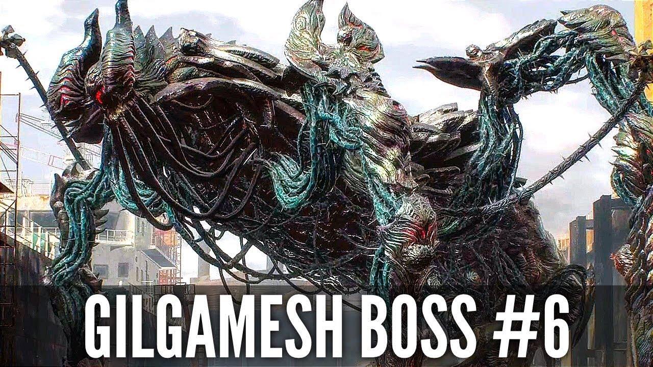 Teufel kann 5 Gilgamesch Boss kämpfen # 6 (1080p HD 60FPS) + video