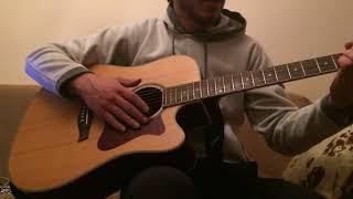 smokie living next door to alice guitar lesson