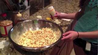 How To Make Agave Kettle Corn