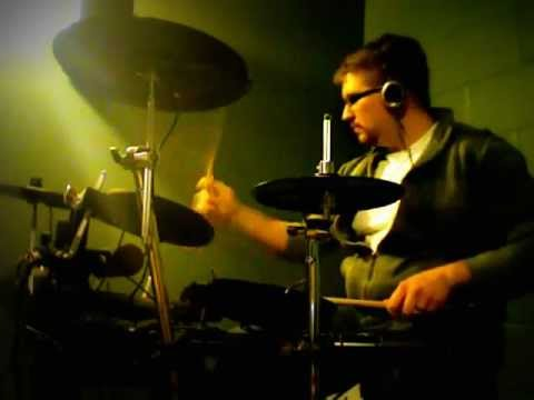 Saosin - You're Not Alone (drum cover)