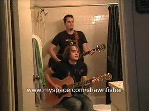 Open Your Eyes (acoustic): Shawn Fisher and Jukebox Gypsies