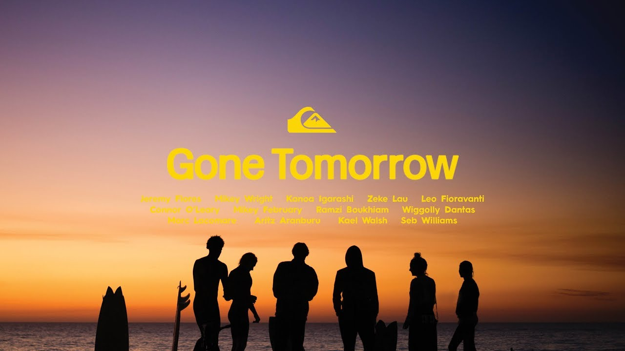 Gone Tomorrow - France