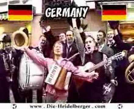 Die Welt Zu Gast Bei Freunden Fussball Wm Song 2006