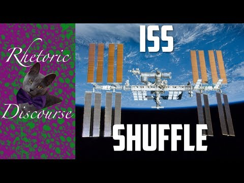 Quickie with The Bloody Truth: The ISS Shuffle