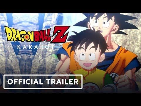 Dragon Ball Z: Kakarot Official Story Trailer (English Dub) - Gamescom 2019