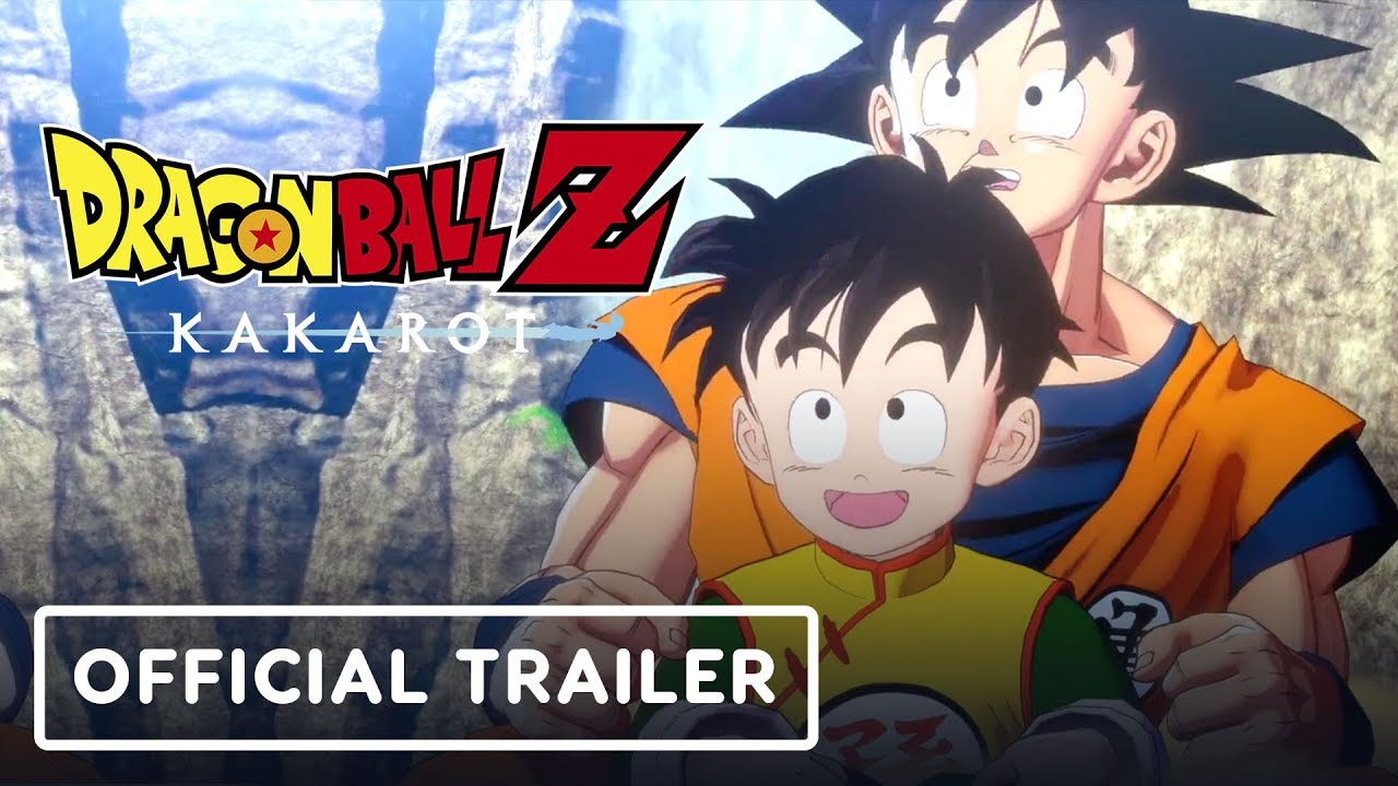 Dragon Ball Z: Kakarot Official Story Trailer (English Dub) - Gamescom 2019