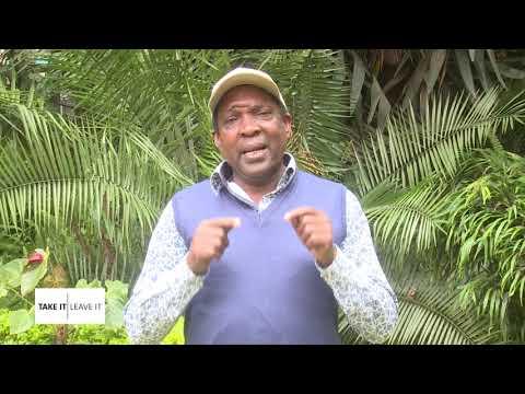 No more harambees for Ruto