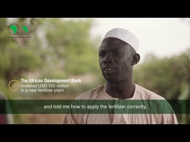 NIGERIA MAKING A DIFFERENCE INDORAMA BENEFICIARY FARMER 720p