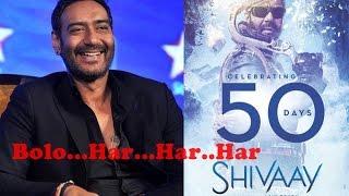 Shivaay Completes 50 Days At Box Office