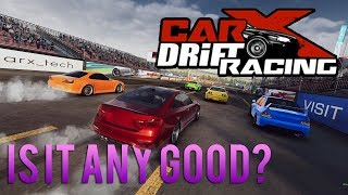 IS IT ANY GOOD?? | CarX Drift Racing Online (PC) First Impressions