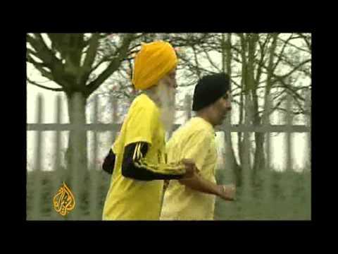 Centurion Sikh shows fitness provides good health